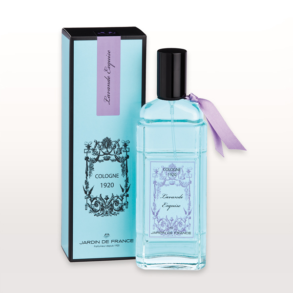 Eau de Cologne 95ml Lavande Exquise